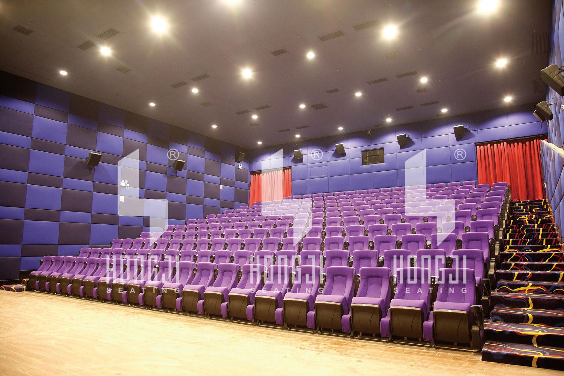 影院椅:想讨观众喜好,除了高颜值还要硬性能